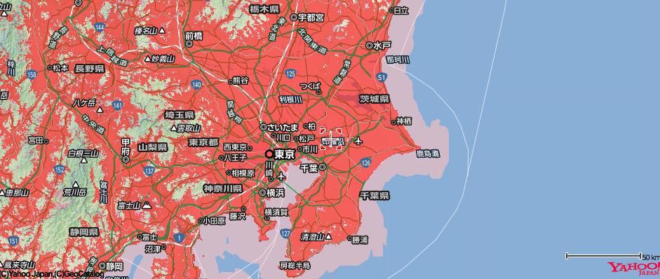 Softbank 関東