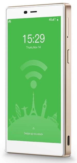 GlocalMe G4 WiFiルータ
