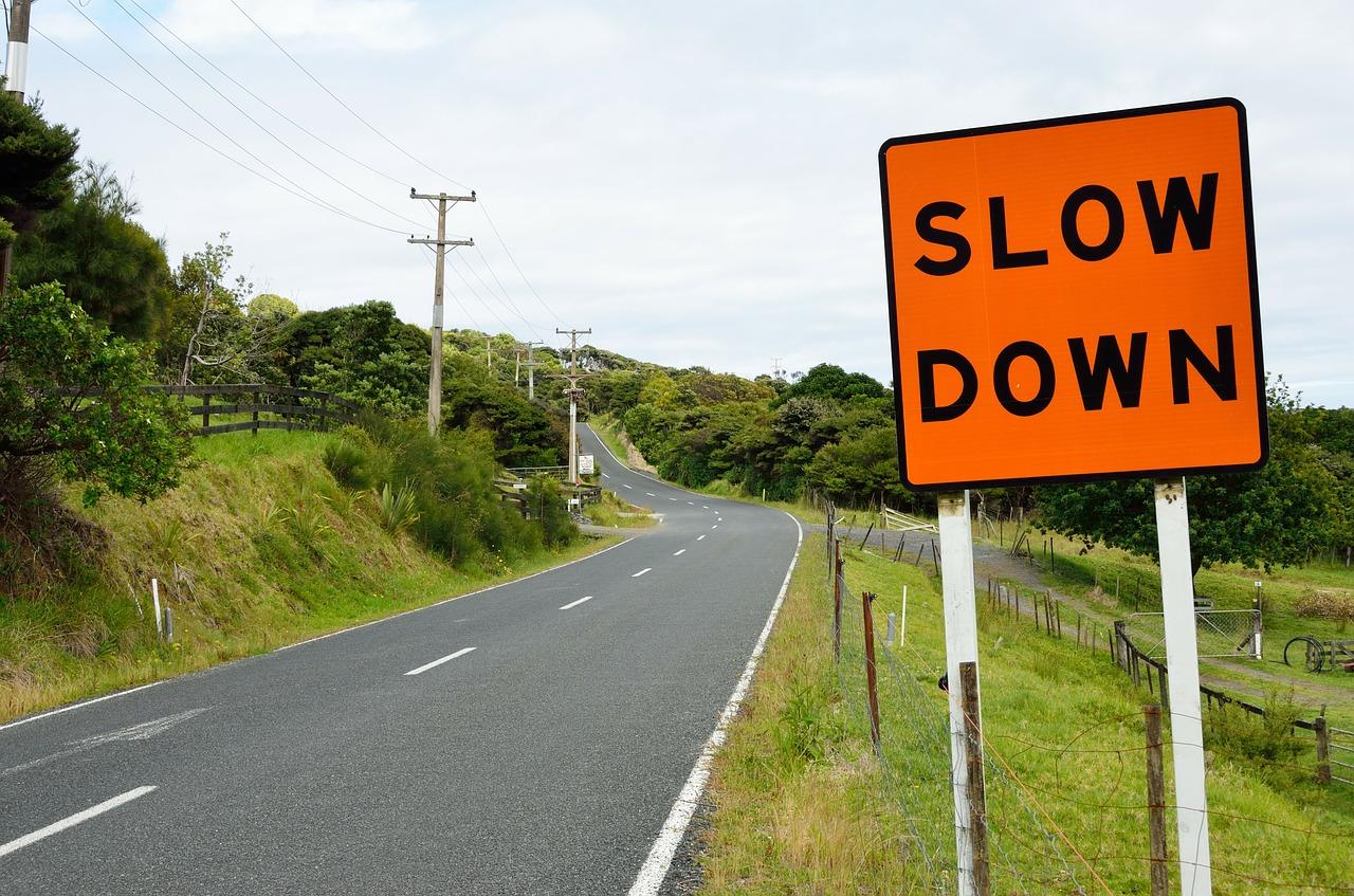 速度制限になったらどうなるの?